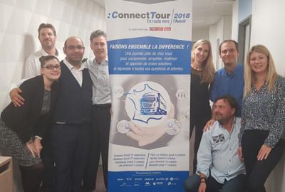 """Nerim clôture avec succès son tour de France """"Connect Tour 2018"""" et affirme sa position d'acteur de la convergence IP"""