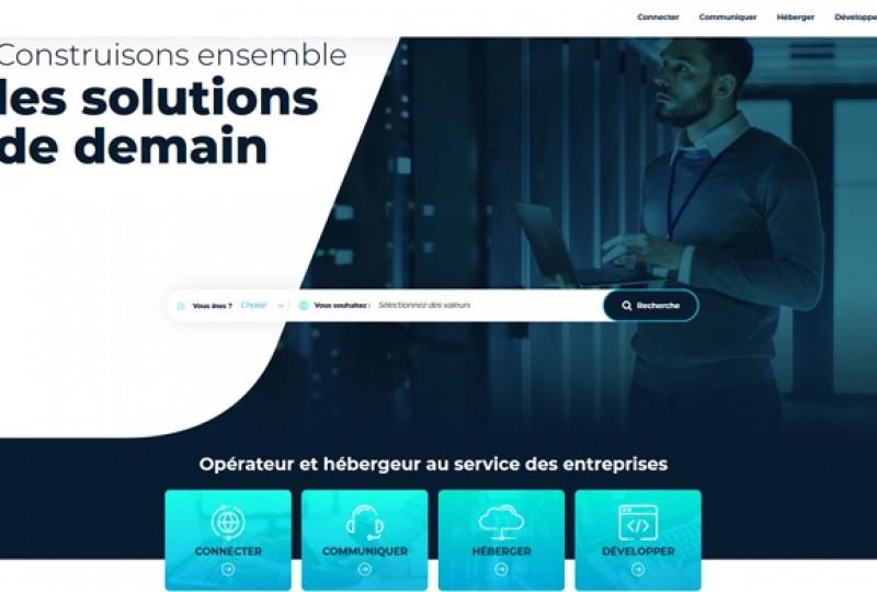 Lancement des nouveaux sites web Nerim