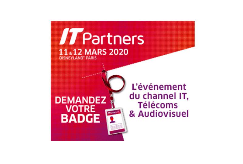 Nerim participe à IT Partners 2020