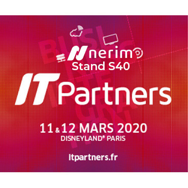 Nerim met l'hébergement cloud à l'honneur à IT Partners 2020